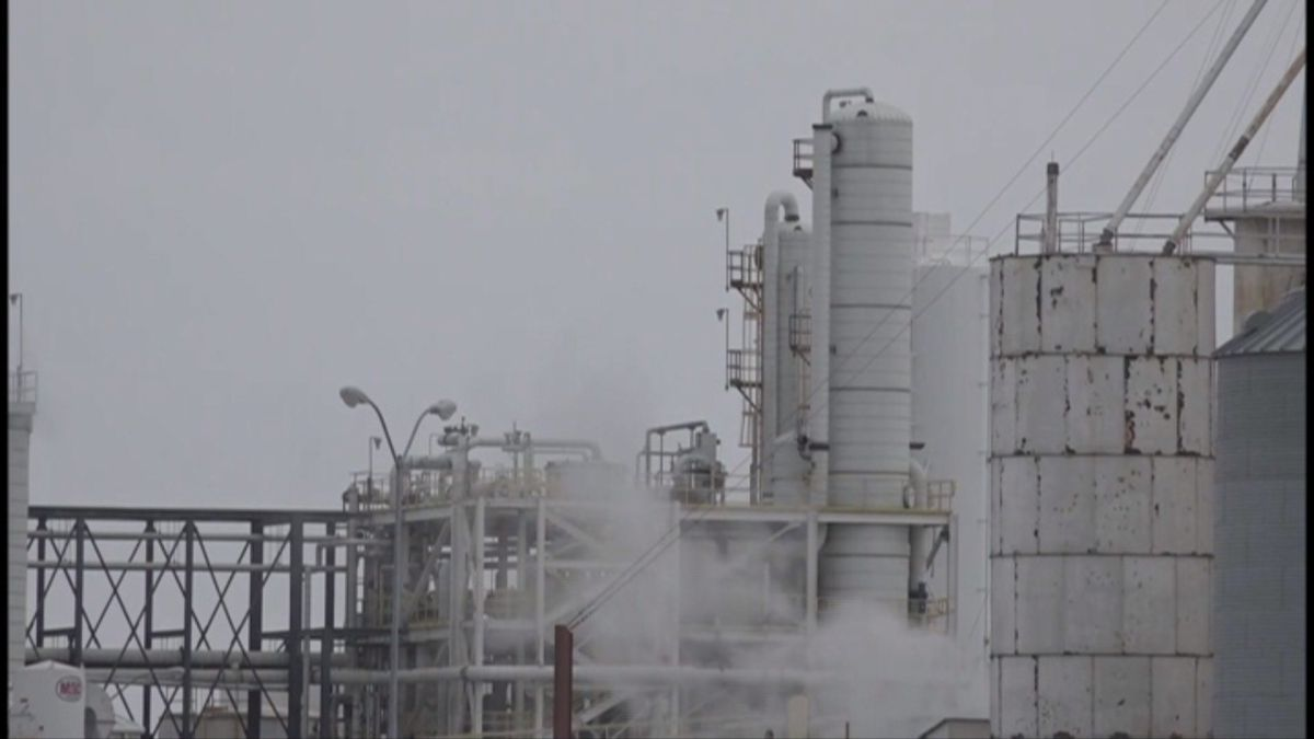 'It is poison': Mead residents describe affects of city's ethanol plant