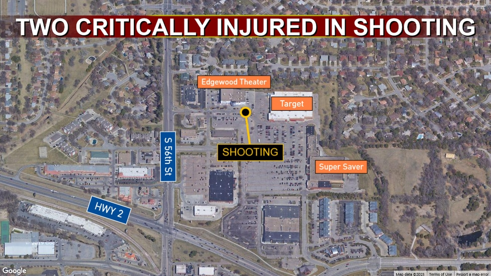 Lincoln Police said two individuals are in critical condition after a shooting just north of...