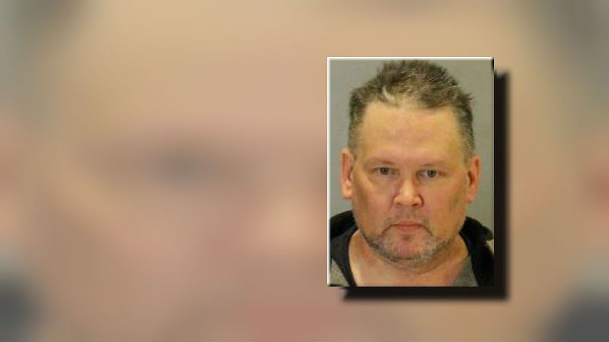 Shawn Snoza, 47, is accused of concealing a death in the aftermath of police finding the body of his mother, dead since July, in a residence near 40th and Burt Street (Source: Douglas County Jail)