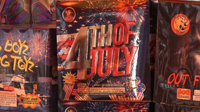 Firework sales start June 24 in the state of Nebraska, but in 2021 there will be a few changes.