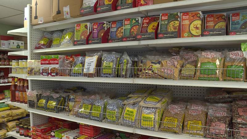 Grocery prices on the rise
