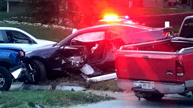 Omaha Police confirmed one person is dead after a shooting Thursday night, June 10, 2021, near...