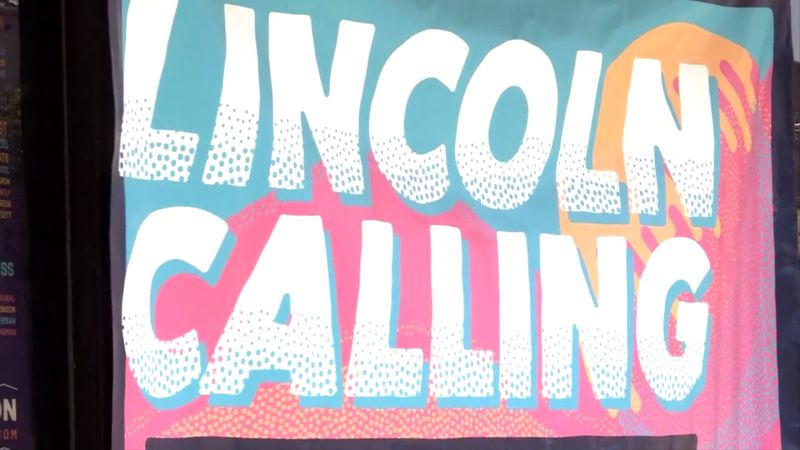 There are only four days until the start of the 17th Annual Lincoln  Calling music festival....
