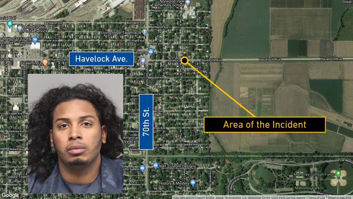 Lincoln Police say one man was arrested for assaulting an officer early Sunday morning near 72nd and Havelock.