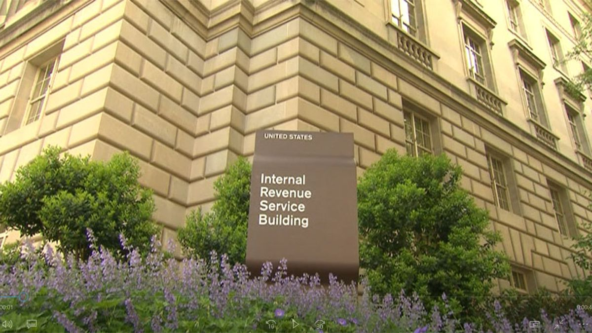 The Internal Revenue Service is sending out payments for those who are entitled to more...