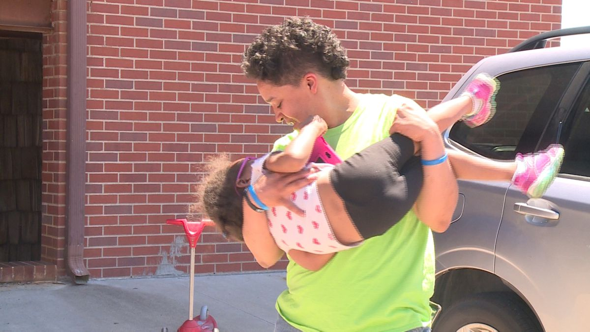 Lincoln mother Tiffany Back is applying for the state's pandemic EBT program that could give her $281 in grocery money.