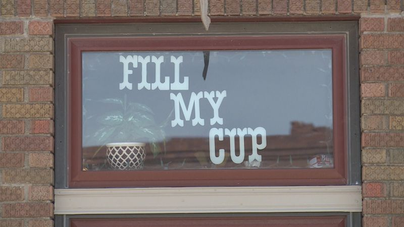 A Genoa business offers great food and gourmet coffee, but the owner says she's in business to...