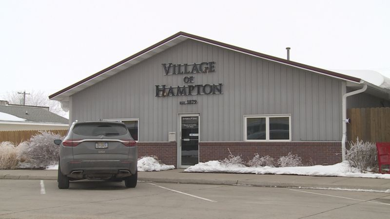 During a visit to the Hamilton County village of Hampton, we discovered that people take great...