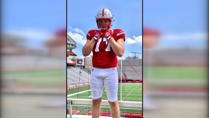 Gunnar Gottula is a lineman from Lincoln Southeast who's committed to the Huskers.