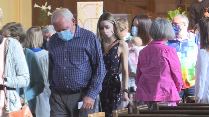 Lincoln churches celebrate Easter for second time during the pandemic
