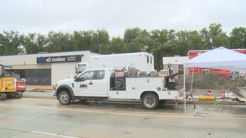 Businesses at 33rd and O Streets struggle after gas leak