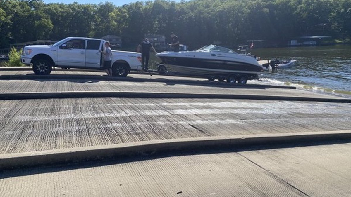 Five people from Nebraska were seriously injured when a boat exploded Tuesday at the Lake of...