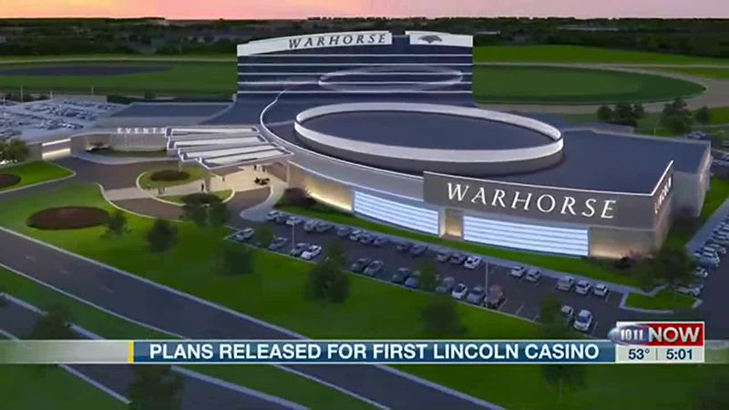 New renderings of Lincoln's first casino have been released.