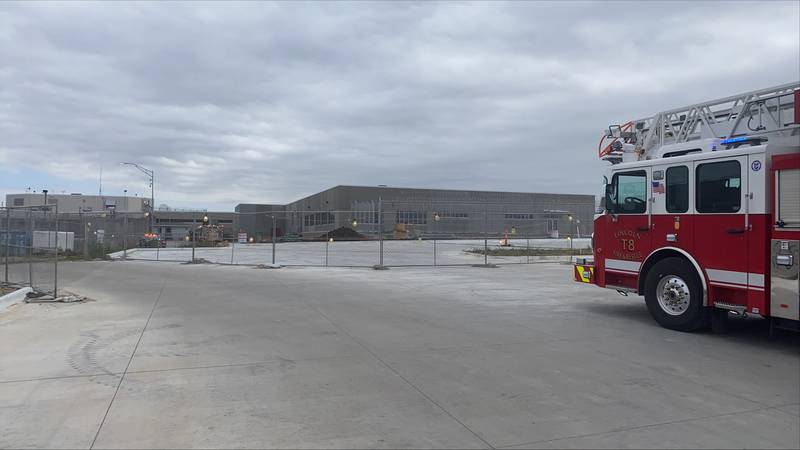 Lincoln Fire and Rescue responded to a fire at the Lincoln Correctional Center near 3216 W. Van...