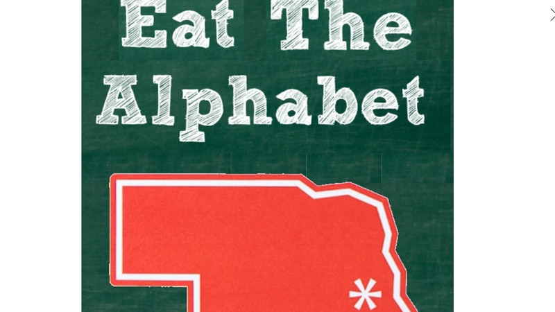 Eat the Alphabet