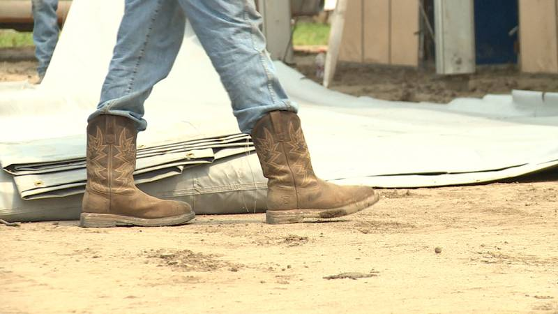 Lancaster Event Center still needs volunteers to get rodeo ready