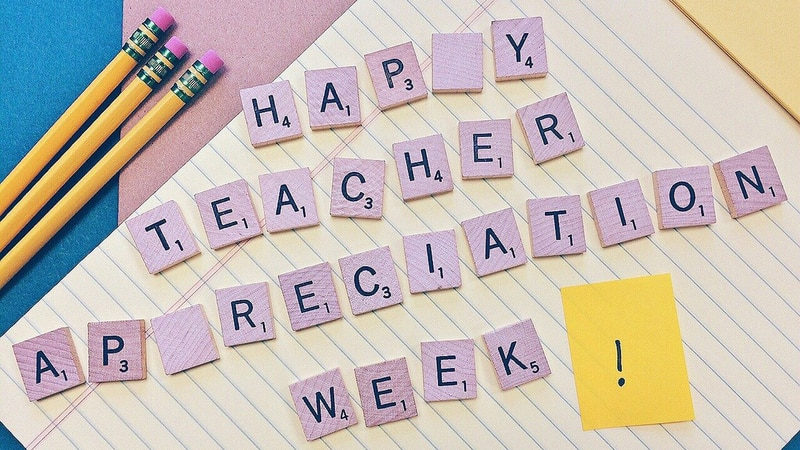 Teacher Appreciation Week comes to an end; highlighted by teachers doing great work