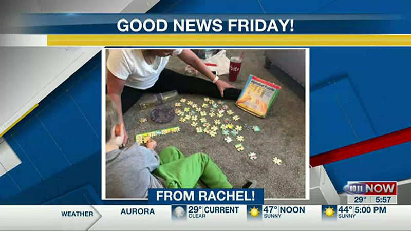 Good News Friday on 10/11 This Morning