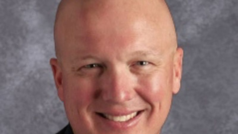 Jeff Rust will take over as principal in the 2021-22 school year