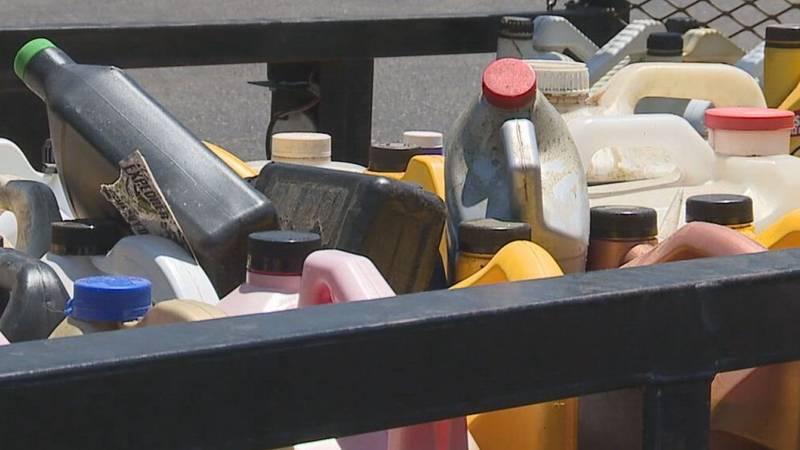 Household Hazardous Waste Day (WTOK)