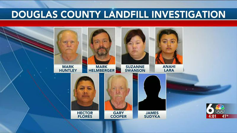 New details in landfill employee arrests - 4 pm