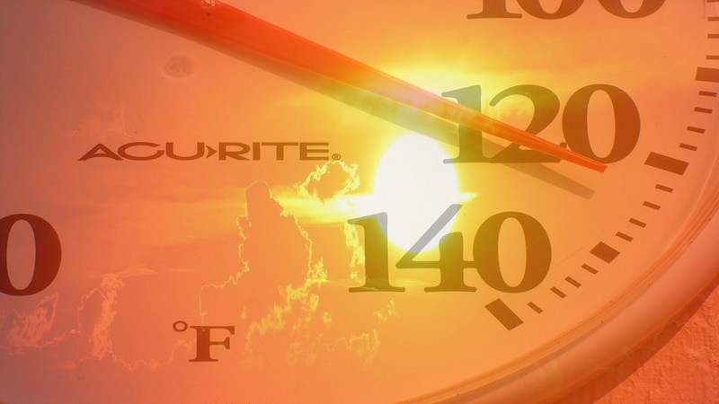 Generic image for hot weather.