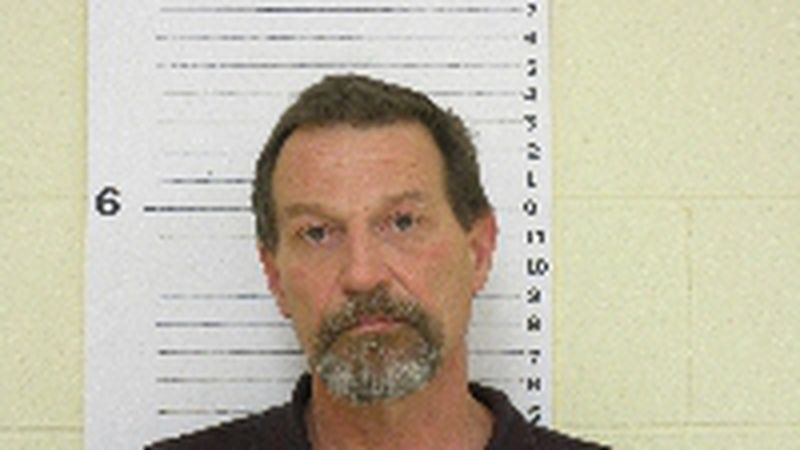 53-year-old Ricky Russell of North Platte was arrested on several charges Thursday afternoon...