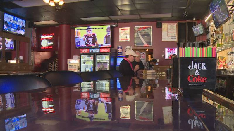 Bars see dip in business during away games