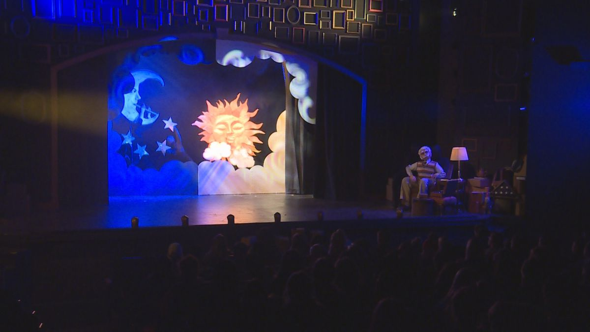 For the first time, students wrote,directed and star in a show at Nebraska Repertory Theatre. (Source: KOLN)