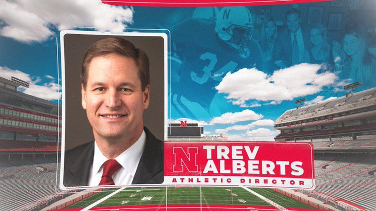Trev Alberts, Athletic Director