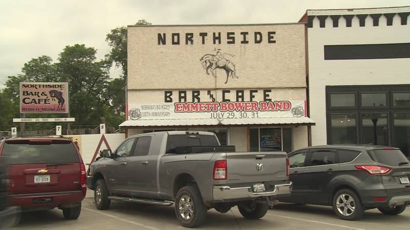 If you are heading to the Burwell Rodeo, then make plans to visit the Northside Bar and Cafe,...