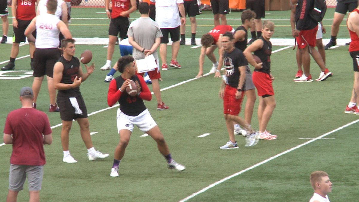 One of the top prospects with QB Dylan Raiola son of former Husker center Dominic Raiola. He's...