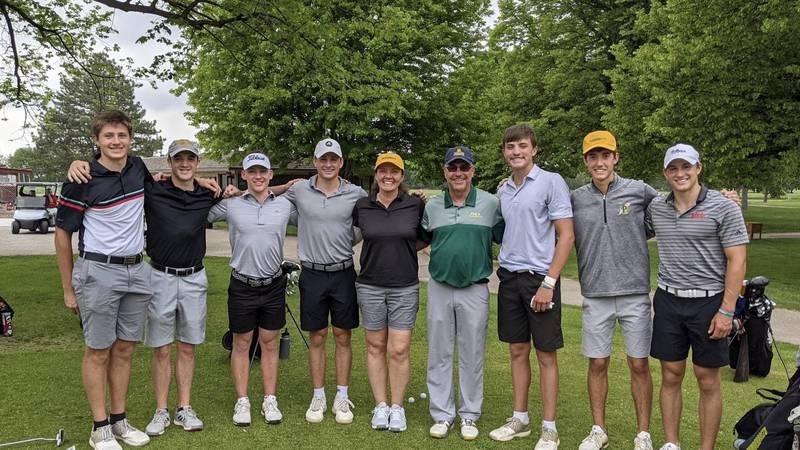 2021 Lincoln Pius X Boys Golf