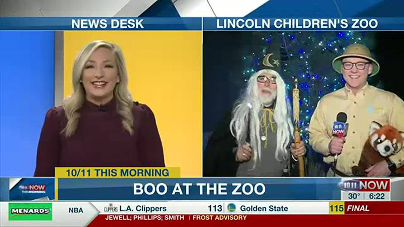 A tradition for over 50 years, Boo at the Zoo has over 40 booths where families can...