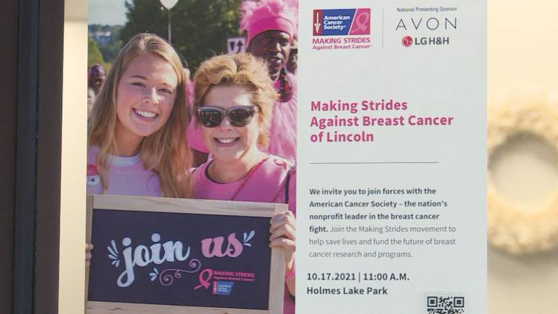 Sunday, October 17, Making Strides Against Breast Cancer will bring the entire Lincoln...