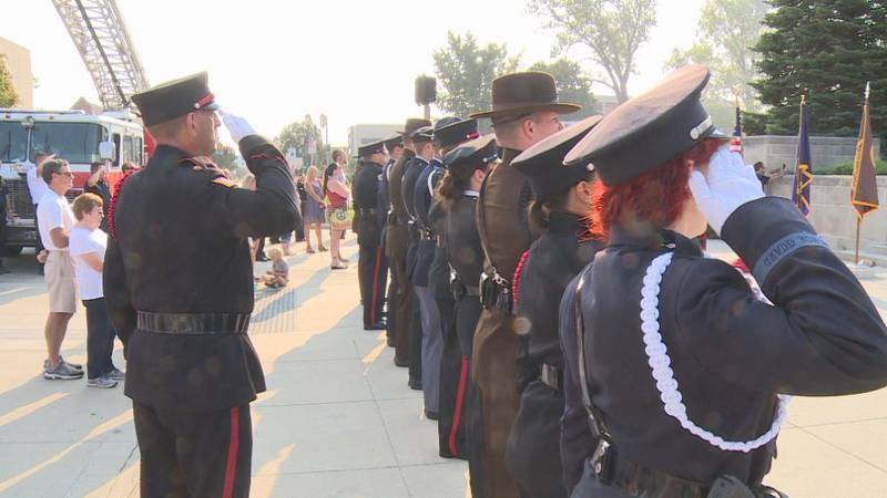 People in Lincoln spent Saturday remembering, making sure we never forget.