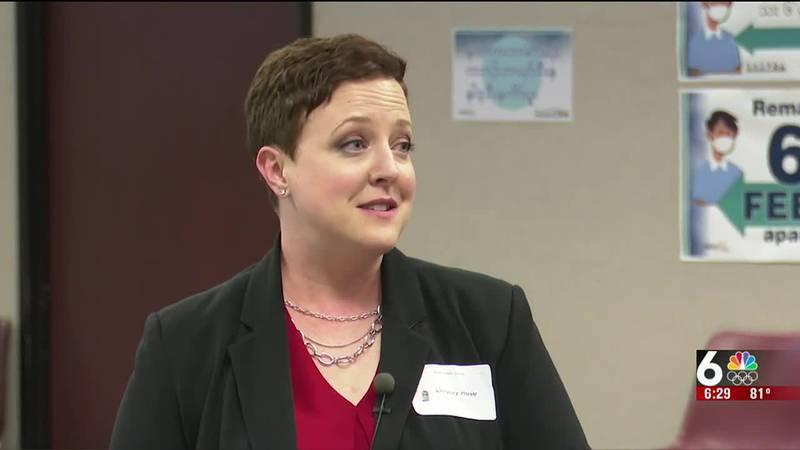 Douglas County Health Director Dr. Lindsay Huse