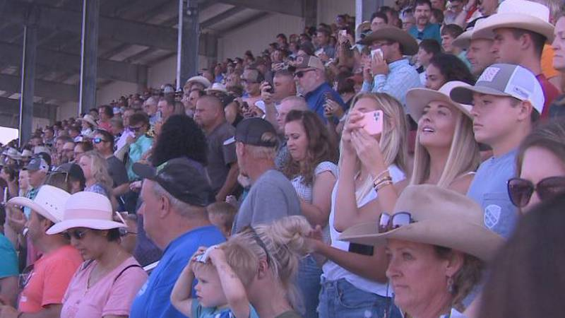 The National High School Finals Rodeo came to a close Sunday, July 25.