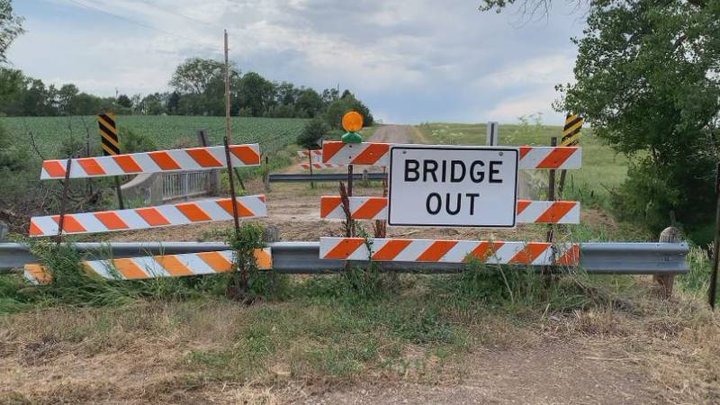 After the flooding in 2019, more than 20 bridges in Lancaster County were closed but now that...