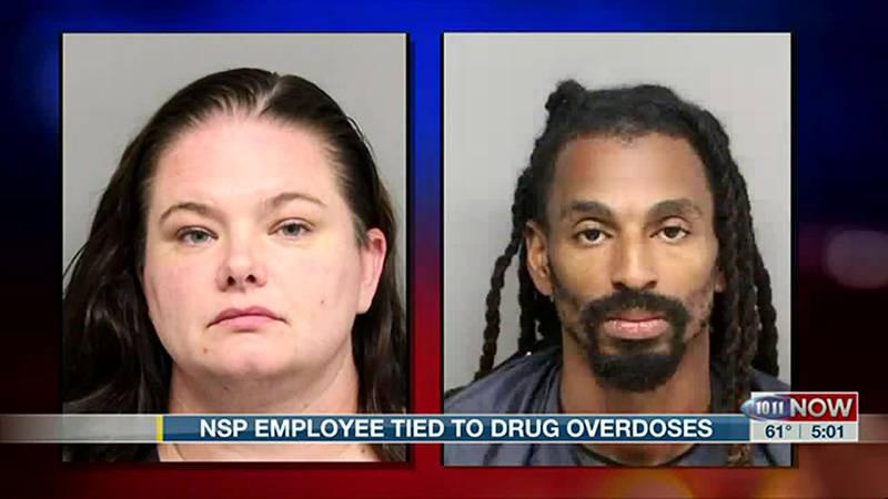 NSP employee tied to drug overdoses