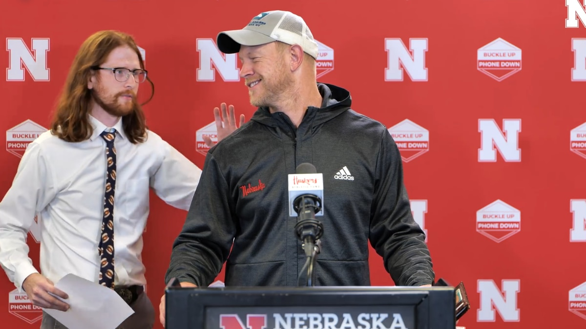 Lincon's 'wing guy' joins coach Scott Frost