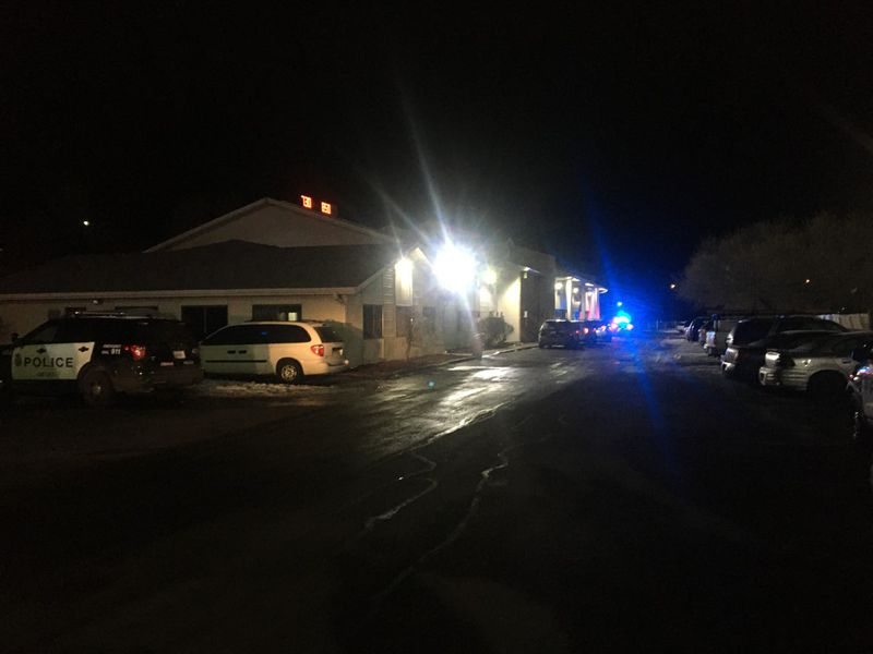 Omaha police are investigating a homicide at a Motel 6.