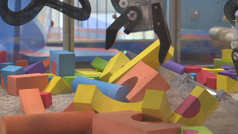 There are two new exhibits at the Lincoln Children's Museum to go along with the return of...