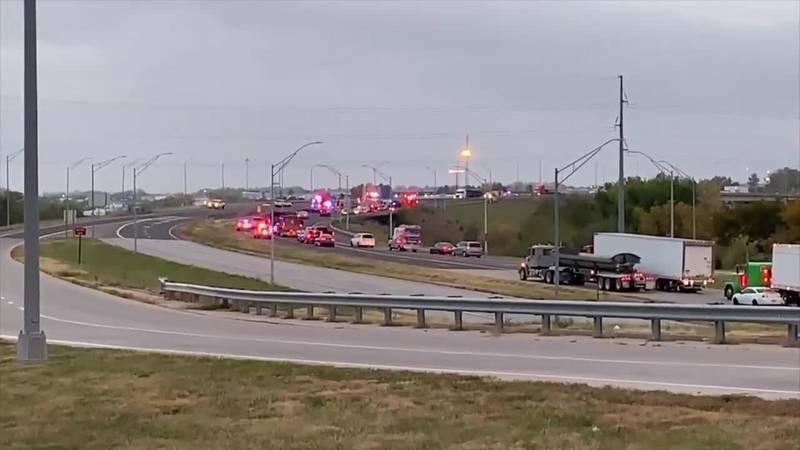 Highway 77 crash Lincoln