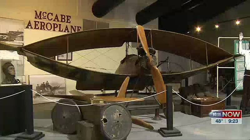 In this segment, we learn about a one-of-a-kind bi-plane you can see in Dawson County.