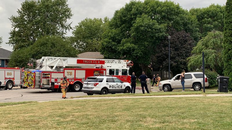 Investigators are working to determine the cause of a fire in Southwest Lincoln early Monday...