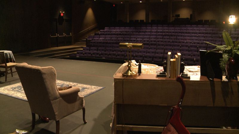 The Lincoln Community Playhouse has had their curtain closed since March 15. They were...