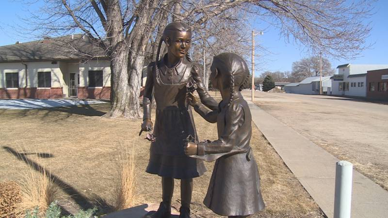 A story recently brought to life in Thedford and Dunning helps us all remember the challenges...