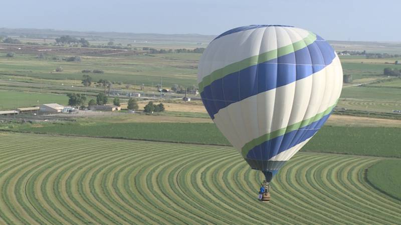 We attended a hot air balloon festival that took place near Scottsbluff, Gering and Mitchell. ...