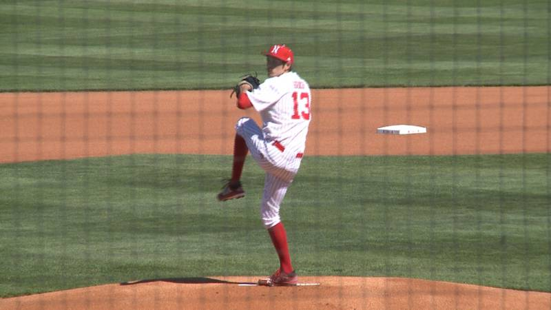 Nebraska baseball's Chance Hroch and Luke Roskam's college careers came to an end in the...